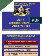 AS 17 Segment Reporting