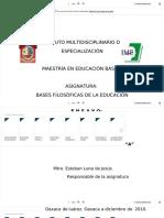 Ensayo Del Articulo Tercero Constitucional _ México _ Educación Secundaria