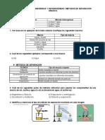 Guía de Mezclas Homogéneas y Heterogéneas