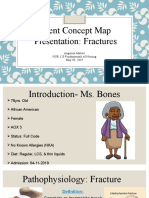 ms bones fracture 1st sem