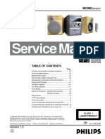 Philips-MCM-5-Service-Manual