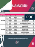 Jadual Piala FA 2020 - Pusingan Pertama (FA1) (Kemaskini 2020.02.19)_