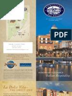 Portofino Bay Hotel Brochure