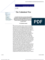 The Unfinished War - 89.01