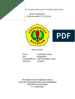 Rancangan Tugas Mid (Cover) E1Q020018