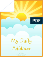 My Daily Adhkaar (Kids)