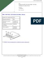 MID 136 PSID 123 Enlace de datos, frenos