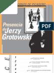 PICADERO teatro 5 Grotowski