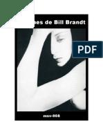 (msv-908) Visiones de Bill Brandt