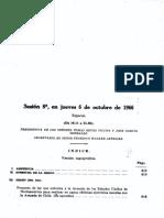 6 OCT 1966 - EJERCICIOS NAVALES COMBINADOS EN AGUAS TERRITORIALES.