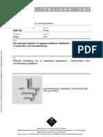 IEC 60422 2007