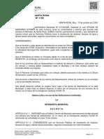 Decreto Santa Rosa