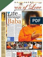 Life and Message of Sri Sathya Sai Baba