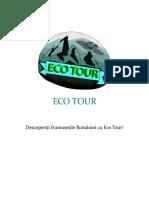 Eco Tour Catalog
