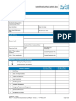 Form F-Entity Annual Third Party Audit Report- V3.1 English