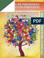 Psicodiagnóstico em Diversas Abordagens - 1ª Edição - Miguel Antonio de Mello Silva - 2016