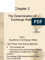 4.Determination Of Exchange Rate