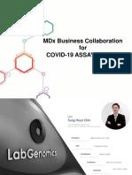 [Labgenomics] Biz collaboration - LabGun™ COVID-19 Assay PCR Kit (Information 20200304)_EN