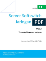 Modul Server Softswitch