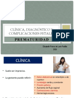 CLÍNICA, DIAGNÓSTICO Y COMPLICACIONES maternas y FETALES.pptx