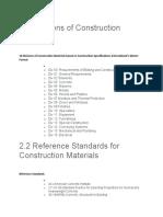 building tech. module 2. site constructiion, concrete