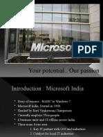 Microsoft HR practices-sibz