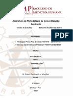 INFORME S1-Introducción-METODOLOGÍA