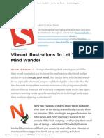 Vibrant Illustrations To Let Your Mind Wander — Smashing Magazine