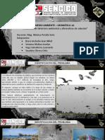 Contaminacion en el Mar por microplasticos y Macroplasticos