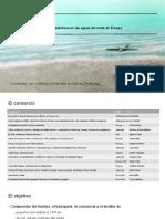 Proyecto Microplasticos Project FACTS 2020.en.es