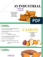 CAMOTE CHIPS Proceso Industrial.pptx