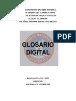 Glosario Digital - Filosofía del Derecho