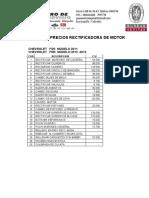 COTIZACION  AGROHIERROS 7-3-2014