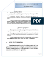 ACTIVIDAD  MATERIAL  01 ORGANIGRAMAS