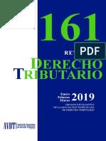 RDT 161 (enero-febrero-marzo 2019)