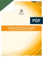 Manual de Mediacion Resolucion de Conflictos