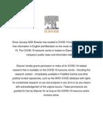 COVID-19 et rhinologie conseils de bonne pratique de la consultation au bloc op