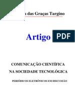 00264 - Comunicação Científica na Sociedade Tecnológica