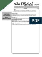Gaceta4756 (Decreto 863 de 2020  - Reforma Adm del Mpio de Medellín)