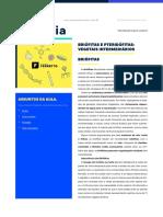 BRIÓFITAS E PTERIDÓFITAS - VEGETAIS INTERMEDIÁRIOS.pdf