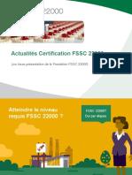 9- Actus FSSC 22000  2018