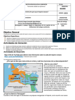 Guía 6° Sociales n° 2