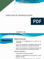 Direccion de Organizaciones-I-2