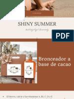 SHINY SUMMER