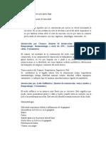 TALLER N° 3 - toxicologia de los metales y gases tóxicos