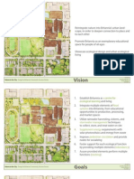 Nature in the City - Britannia Urban Design Presentation