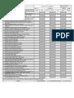 Checklist Colhedora - Operador - rev10-2018