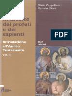 (Studi religiosi) Gianni Cappelletto, Marcello Milani - In ascolto dei profeti e dei sapienti. Introduzione all'Antico Testamento. Vol. 2-EMP (2010).pdf
