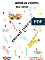 BOOK DO CARNAVAL sax tenor OK