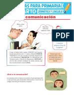 La-Comunicación-Para-Cuarto-Grado-de-Primaria